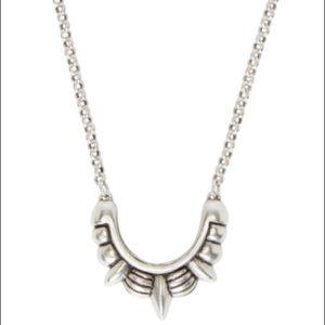 Pamela Love tribal necklace silver